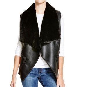 Blank nyc fur vest